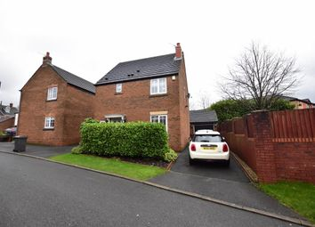 Thumbnail 3 bed detached house for sale in Lupin Close, Oldham