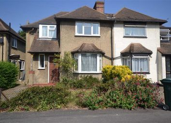 Thumbnail 3 bed semi-detached house to rent in Middleton Road, Mill End, Rickmansworth, Hertfordshire