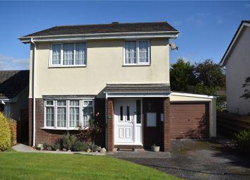 Thumbnail 3 bed detached house for sale in St Daniels Drive, Pembroke, Pembrokeshire