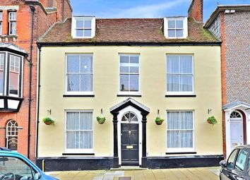 Thumbnail 4 bed terraced house to rent in Quay Street, Newport