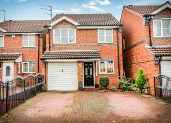 Thumbnail 3 bed detached house for sale in Whitegates Road, Coseley, Bilston