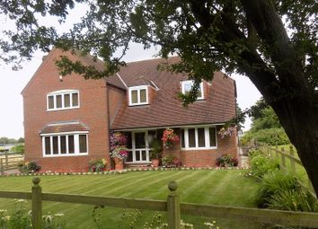 Thumbnail 4 bed detached house for sale in Soss Lane, Misterton, Doncaster