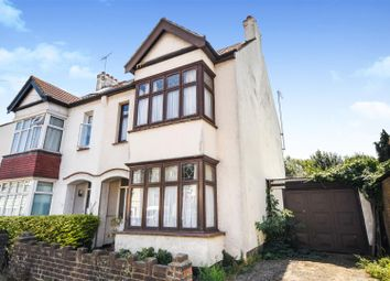 Thumbnail 3 bed semi-detached house for sale in Edith Road, Southend-On-Sea