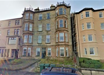 Thumbnail 2 bed flat for sale in Argyle Street, Rothesay, Isle Of Bute