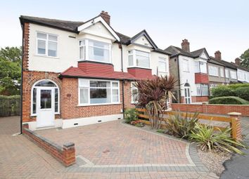 Thumbnail 3 bed semi-detached house for sale in Penderry Rise, London
