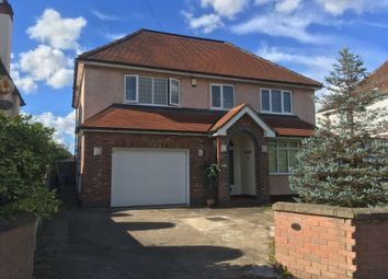 Thumbnail 5 bed detached house for sale in Manor Road, Old Church Warsop, Mansfield