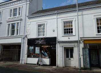 Thumbnail 2 bed flat to rent in Bridgeland Street, Bideford