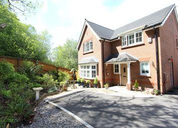 Thumbnail 4 bed detached house for sale in Parc Dan Y Bryn, Tonyrefail -, Porth