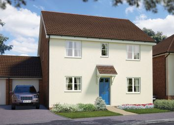 "Thumbnail 4 bedroom property for sale in ""The Buxton"" at Chivenor, Barnstaple"