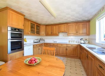 Thumbnail 4 bed detached house for sale in St. Catherines View, Godshill, Ventnor, Isle Of Wight
