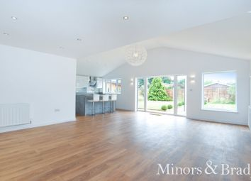 3 bed detached bungalow for sale in Brecon Road, Brooke, Norwich NR15
