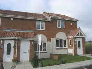 Thumbnail 2 bed terraced house to rent in Redewood Close, Denton Burn, Newcastle Upon Tyne