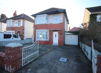 Thumbnail 3 bed detached house for sale in North Drive, Thornton-Cleveleys