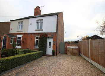 Thumbnail 2 bed semi-detached house for sale in Stoney Lane, Spondon, Derby