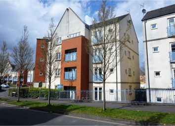 Thumbnail 2 bedroom flat for sale in Arnold Road, Bristol