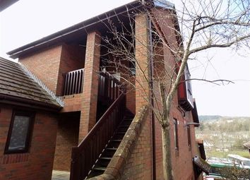 Thumbnail 1 bed flat to rent in Gwern Las, Victor Road, Cwmtillery, Abertillery.