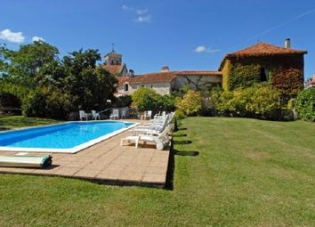 Thumbnail 9 bed equestrian property for sale in Gout-Rossignol, Dordogne, France