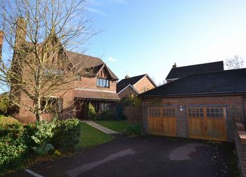 Thumbnail 5 bed detached house for sale in Ramsdell Road, Fleet