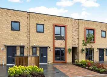 Thumbnail 3 bed terraced house for sale in Eastfields, Cherry Hinton, Cambridge