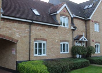 Thumbnail 2 bed flat to rent in Flax Close, Oakley, Bedford