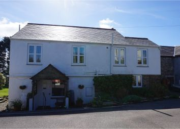 Thumbnail 4 bed farmhouse for sale in Pendoggett, Bodmin