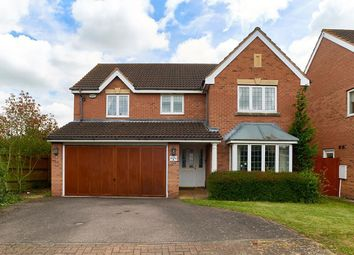 Thumbnail 4 bed detached house for sale in Halesowen Drive, Abbeyfields, Elstow, Bedfordshire