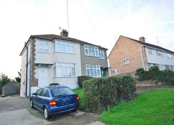 Thumbnail 3 bed semi-detached house for sale in Challis Lane, Braintree, Essex