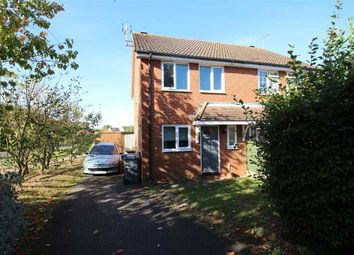 Thumbnail 2 bed semi-detached house for sale in Scopes Road, Grange Farm, Kesgrave, Ipswich