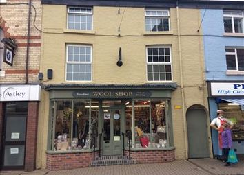 Thumbnail Retail premises for sale in Caroline's Wool Shop, 5, Market Street, Newtown
