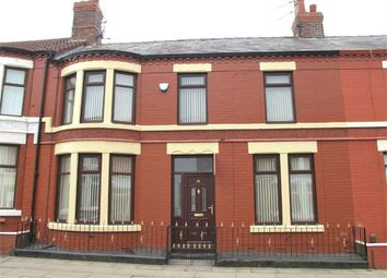 Thumbnail 4 bed terraced house for sale in Eastdale Road, Wavertree, Liverpool, Merseyside