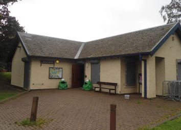 Thumbnail Commercial property for sale in Visitor Centre Gartmorn Dam Country Park, Alloa