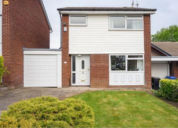 Thumbnail 3 bed detached house for sale in Field Vale Drive, Stockport