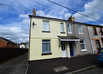 Thumbnail 3 bed end terrace house to rent in Stuart Street, Pontyclun