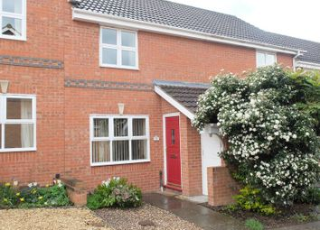 Thumbnail 2 bed terraced house to rent in 46 Bronte Drive, Ledbury, Herefordshire