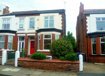 Thumbnail 3 bed semi-detached house to rent in Highfield Drive, Monton, Manchester