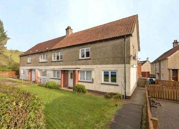 Thumbnail 3 bedroom flat for sale in Balcastle Gardens, Kilsyth, Glasgow, North Lanarkshire