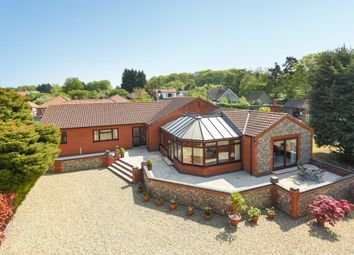 Thumbnail 4 bed detached bungalow for sale in Saxlingham Road, Blakeney, Holt