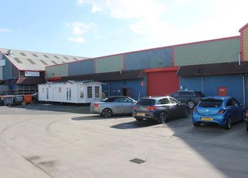 Thumbnail Light industrial to let in Unit 3 Central Park, Cornwall Street, Hull