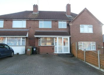 Thumbnail 3 bed semi-detached house to rent in Collingwood Drive, Great Barr, Birmingham