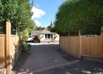Thumbnail 3 bed bungalow for sale in London Road, East Grinstead