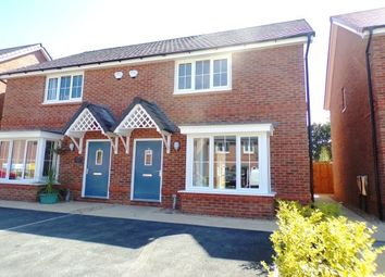 Thumbnail 3 bed semi-detached house to rent in Brigadier Road, Stockport