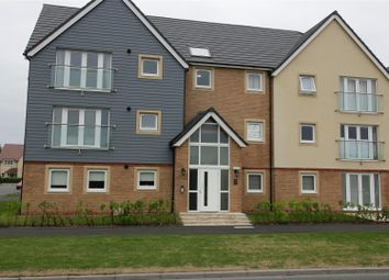 Thumbnail 1 bed flat to rent in New Quay Road, Lancaster