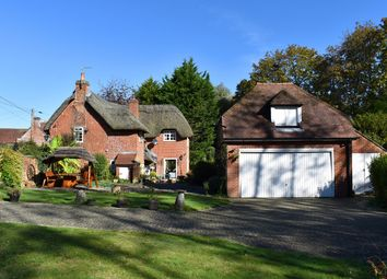 Thumbnail 4 bed cottage for sale in Mill Lane, Sopley, Christchurch