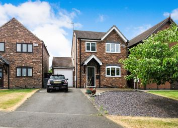 Thumbnail 3 bed detached house for sale in Radford Meadow, Castle Donington, Derby