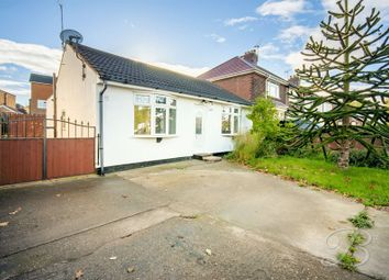 Thumbnail 3 bed detached bungalow for sale in Leeming Lane North, Mansfield Woodhouse, Mansfield
