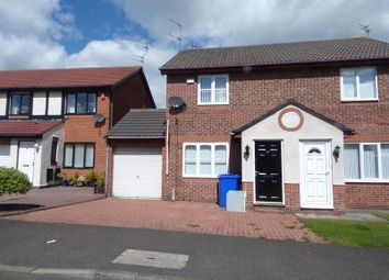 Thumbnail 2 bed semi-detached house for sale in Inglewood Close, Blyth