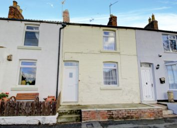 Thumbnail 2 bed terraced house for sale in North Terrace, Loftus, Saltburn-By-The-Sea