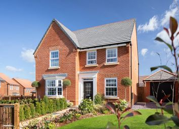 "Thumbnail 4 bed detached house for sale in ""Holden"" at Brendon Close, Didcot"