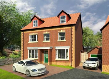 Thumbnail 5 bedroom detached house for sale in Plot 11, The Commodore, Llanyravon, Cwmbran