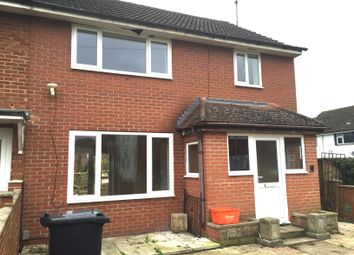 Thumbnail 3 bedroom end terrace house for sale in Imber Walk, Swindon